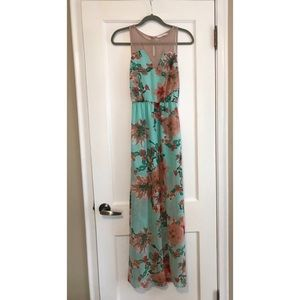 BEAUTIFUL maxi dress 🌸